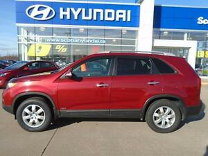 2011 Kia Sorento LX AWD, 1 OWNER, ONLY $116* Bi-weekly DEALERSHI