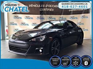 2014 Subaru BRZ SPORT-TECH - SIEGES CHAUFFANTS - A/C - BLUETOOTH