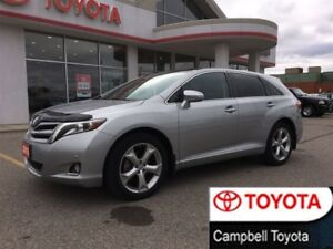2015 Toyota Venza LIMITED--LOW KM'S--NAV--JBL SOUND--HEATED LEAT