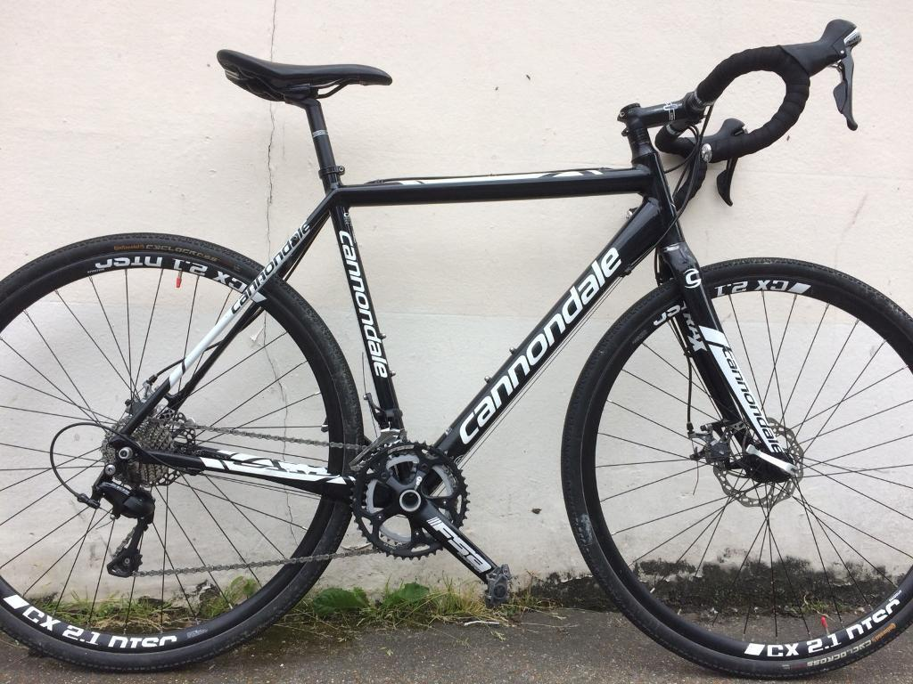 a89265a22ed Cannondale CAADX 105 cyclocross bike, 54cm frame | in Hove, East ...