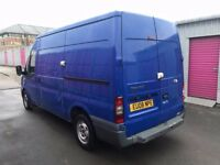 FORD TRANSIT 110 T300M FWD MWB 2008REG FOR SALE