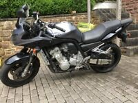Yamaha Fazer FZS1000 Sports tourer, 2005, Low mileage, Long MOT