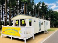 Family Holiday Caravan For Sale at Witton Castle.