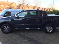 Ford Ranger 3.2 Tdci 200 wildtrack 4wd diesel auto/manual mode