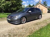 Premier Edtion Type R Civic For Sale