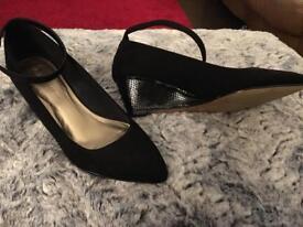 Ladies M&S shoes, size 6.5