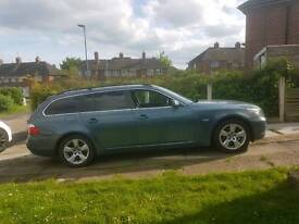 Bmw 5 series estate 2.0d