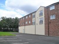 2 Bedroom, Modern Apartment in Rotherham with Private Parking