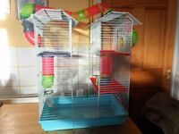 Cage for small animals