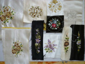 100 Embroideries for craft use
