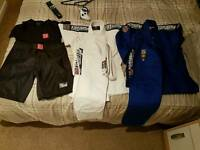 Brazilian ju jujitsu fight wear
