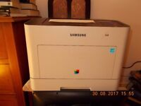 SAMSUNG CLP-620 ND colour laser printer