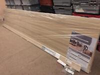 Wickes Coco Bolo 3 meter length of worktop and upstand