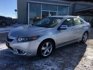 2012 Acura TSX ONE OWNER NO ACCIDENT Sport sedan Sunroof Alloys  Kitchener / Waterloo Kitchener Area image 2