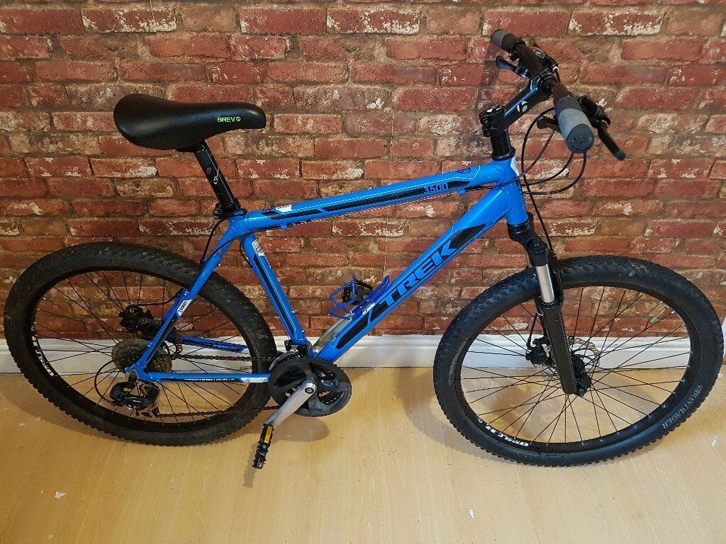 2013 Trek 3500 20 Large Mountain Bike Alloy Frame Disc