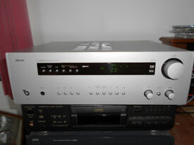 Arcam AVR200 stereo amplifier, 5:1 surround sound reciever