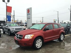2010 Dodge Caliber SXT ~Low Km's ~Heated Seats ~Clean Unit