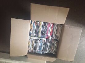 DVD's over 150