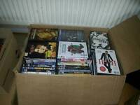 Joblot 229 dvds