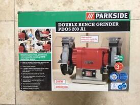 Double Bench Grinder PDOS200A1