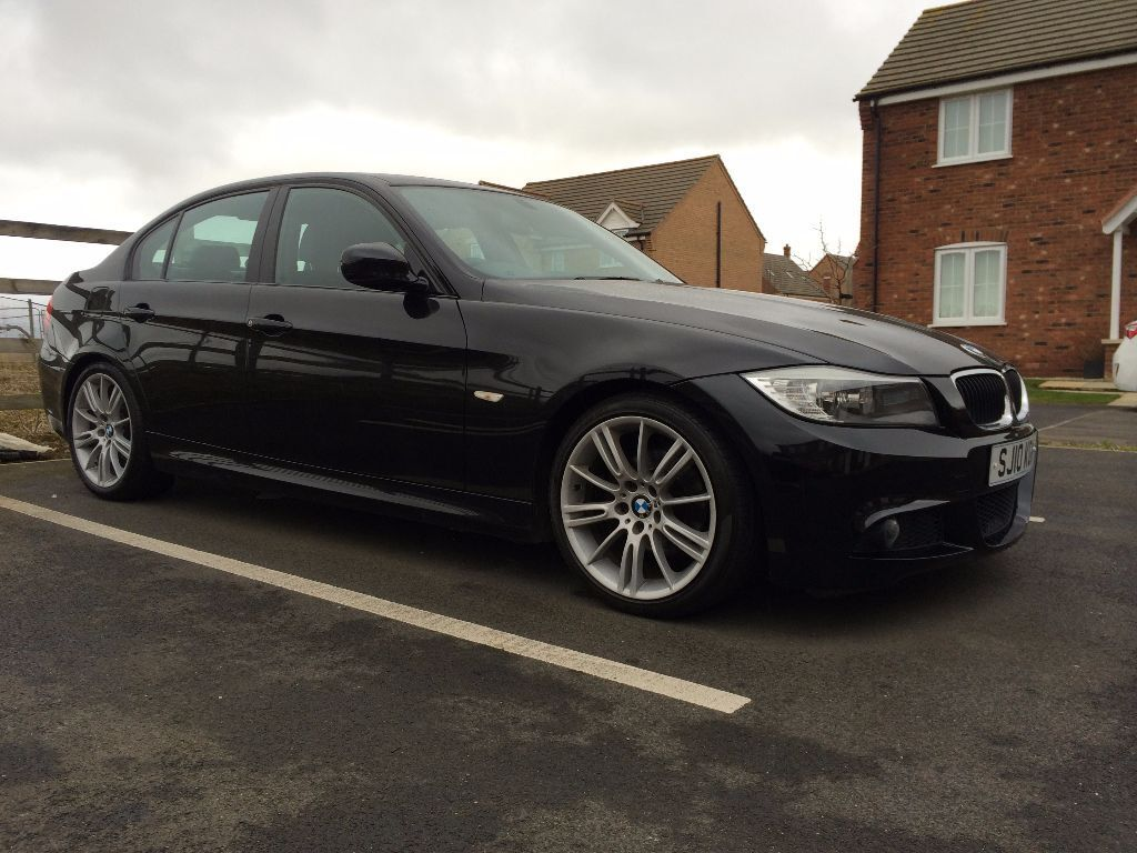 BMW 318i M-SPORT 2.0 liter automatic BUSINESS EDITION 2010.