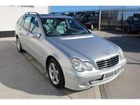 Mercedes C220 cdi 2005,automatic.Quick Sale
