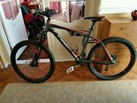 Cube ams 150 pro mountain bike