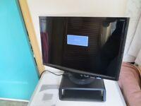 """A NICE RARE ACER 19"""" WIDESCREEN LCD P193W & RARE ACER ERGO STAND PZ 12700.00 ,VGC"""
