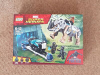 Lego 76099 Marvel Super Heroes Rhino Face-Off by the Mine Close - Brand New
