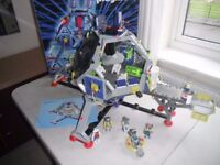 Big Collection Toys Rare, Rescue Heroes, Playmobile, Tracey Island & Lego.