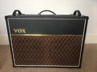 Vox AC30 C2 Valve Guitar Amp w/ Padded Protection Cover