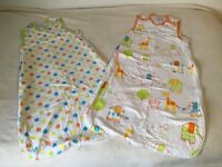 Baby sleeping bags 9-12 months (summer)