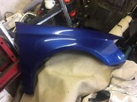 Rs3 boot lid, drivers front and back door complete with mirror and drivers side wing