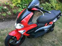Gilera Runner SP50 70cc. Only 12865 Miles!