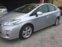 Pco Toyota Prius registered car to rent or hire