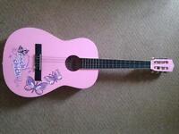 Rock chick guitar