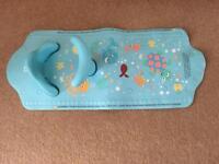 Mothercare Blue Aquapod Bath Seat.