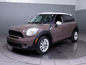 2012 MINI Cooper S Countryman AWD MAGS TOIT PANO CUIR West Island Greater Montréal image 1
