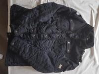 Men's Barbour style jacket, size XXL