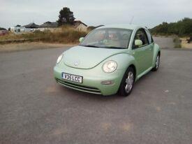 VW Beetle NEW M.O.T!