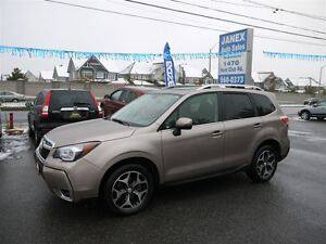 2014 Subaru Forester 2.0XT Limited Package LIMITED TECH PKG