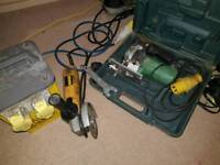 Power tools all u see in pic