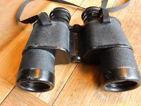 RUSSIAN USSR TENTO БПЦ 8x40 Binoculars. Vintage. Cold War era. Serial number 542762