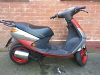 peugeot vivacity 50 moped scooter