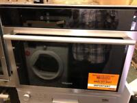 Hotpoint Built in Combination Microwave New and Unused