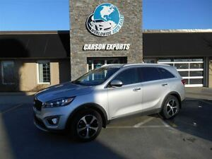 2016 Kia Sorento 2.0L EX! LOOK ONLY 30K! FINANCING AVAILABLE!