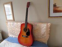 Westville acoustic Guitar