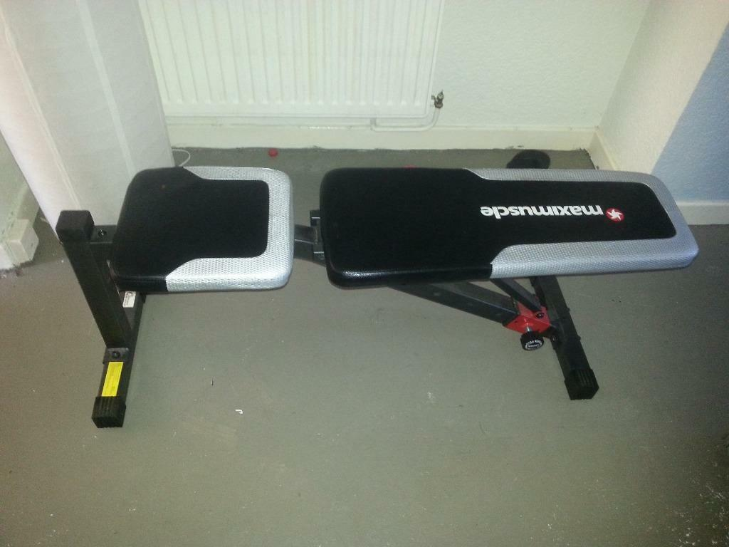 Weights Bench For Sale In Cheltenham Gloucestershire Gumtree
