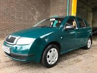 SKODA FABIA ONLY 50,000 MILES!!!! LOVELY CAR THROUGH OUT!!!!