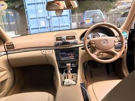 Mercedes-Benz E220cdi 170BHP 2009 automatic